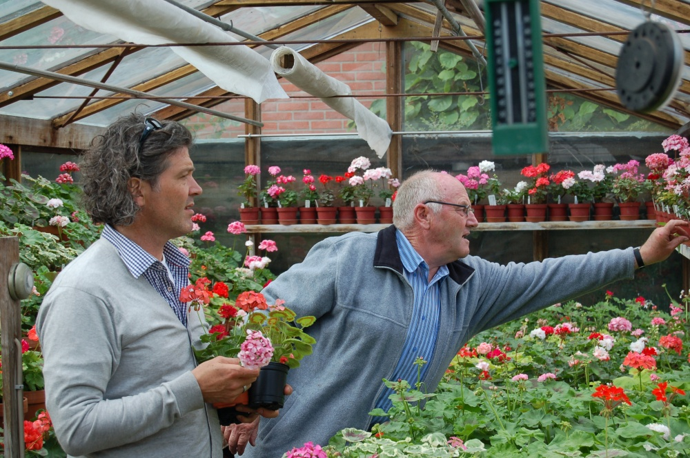 Peter en Wim
