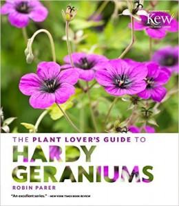 Robin Parer Hardy Geraniums 2016